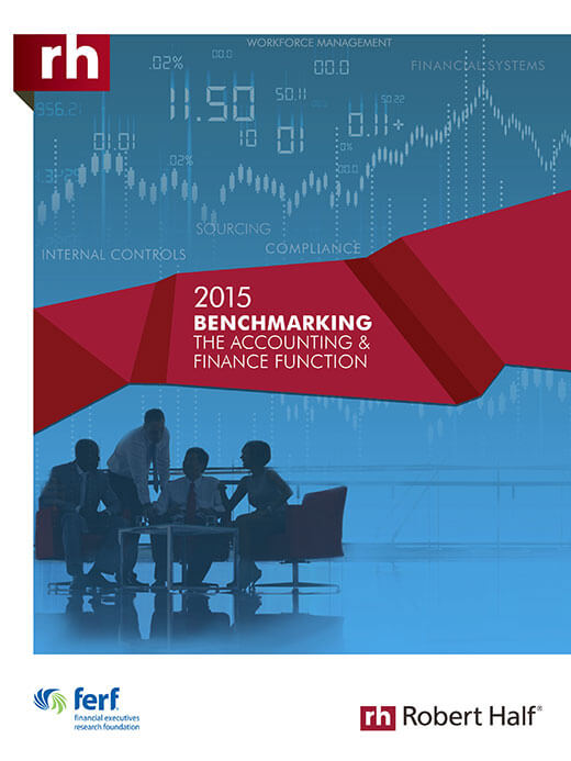 Benchmarking the Finance Function