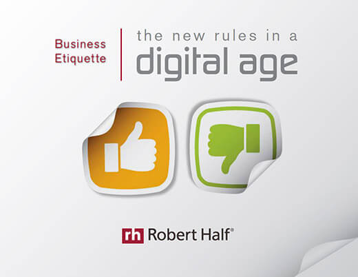 Rules of dating in the digital age