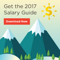 What's the forecast for salaries in creative and marketing roles? Find out with our 2017 Salary Guide!