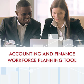 Accounting and Finance Workforce Planning Tool
