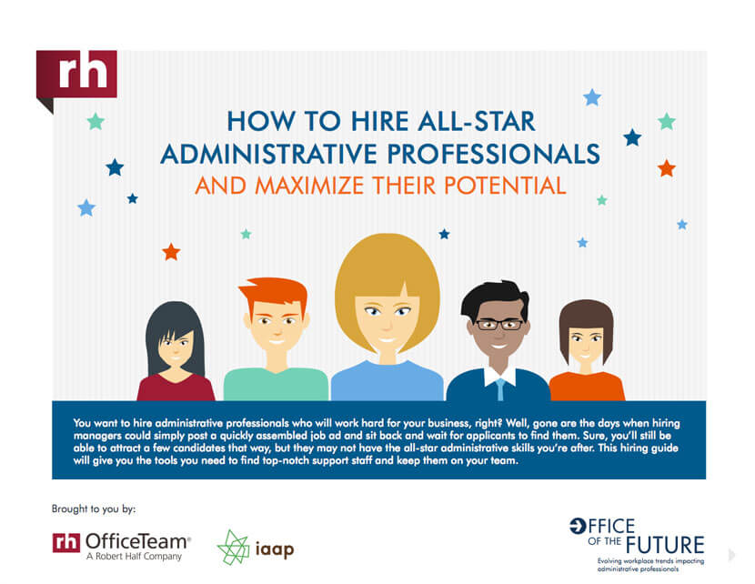 The cover of Hiring Tips Guide