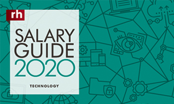 Robert Half Salary Guide 2020 for Technology: View the pdf