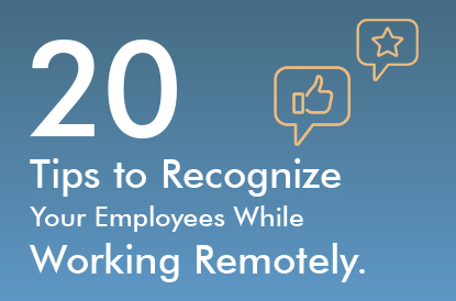 20 easy recognition tips to help employees work happy