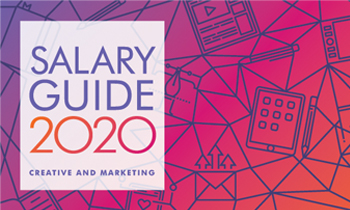 Robert Half Salary Guide 2020 for Creative and Marketing: View the pdf