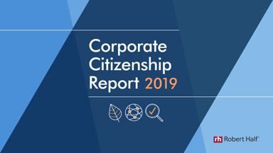Corp Citizenship Report