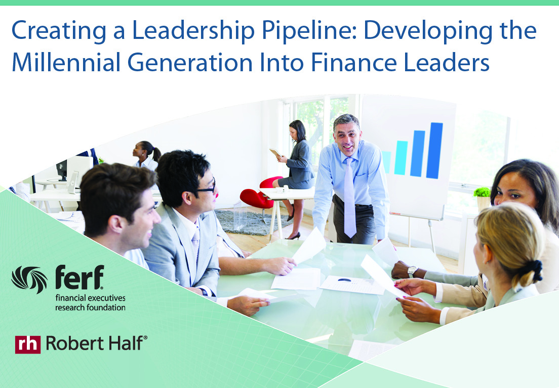 Creating a Leadership Pipeline: Developing the Millennial Generation Into Finance Leaders