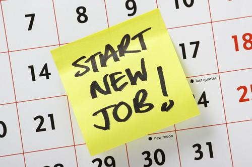 Advice for starting a new job