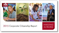 Download the Corporate Citizenship Report 2015 here