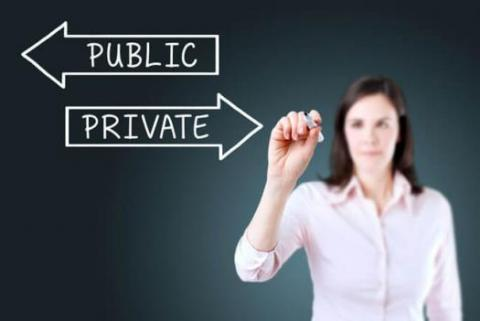 Should you choose a career in public or private accounting?