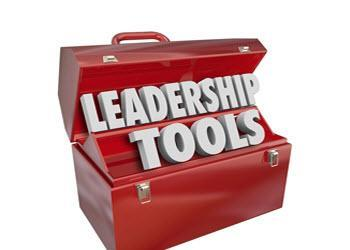 Image of a leadership tool chest