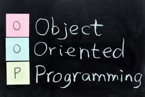 "Image of the words ""Object Oriented Programming"""