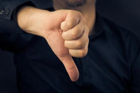 Thumbs Down: How to Deal With Constructive Criticism of Your Creative Work