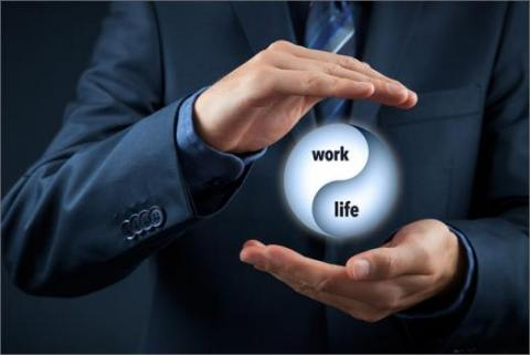 FRENCH How Managers Can 'Walk the Talk' Around Work-Life Balance