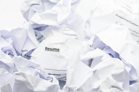 The Seven Deadly Resume Sins Top Resume Mistakes To Avoid
