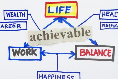 New Year's Resolution: Help Employees Achieve a Healthy Work-Life Balance